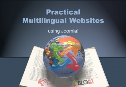 Practical Mulrilingual websites titlepage
